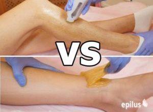Что лучше выбрать: эпилятор или воск