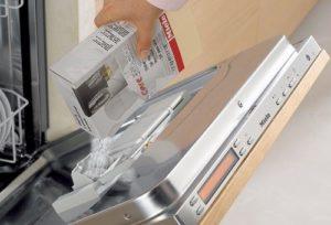 Уход за посудомоечной машиной: ежедневный глубокая очистка