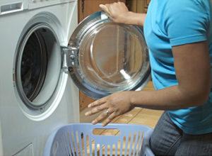 Что делать если стиральная машина бьет током?
