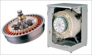 Стиральная машина с прямым приводом: преимущества и недостатки