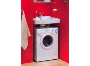 Стиральная машина под раковину: достоинства и недостатки выбор и установка стиралки в ванной
