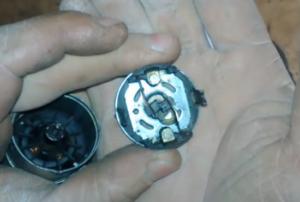 Ремонт шуруповерта: кнопки включения тормоза двигателя редуктора патрона замена щеток