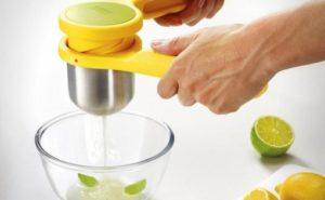 Ручная соковыжималка для цитрусовых: апельсинов лимонов