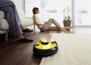 Пылесос для паркета: обычный с функцией влажной уборки роботизированный