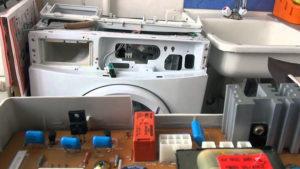 Как разобрать стиральную машину самсунг своими руками видео