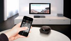 Управление домашним кинотеатром: универсальный пульт подключение через смартфон компьютер