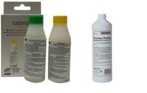Средство для моющего пылесоса: какое лучше виды и бренды