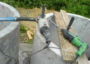Как сделать из перфоратора ямобур и вибратор для бетона своими руками
