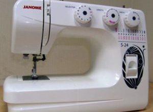 Какую выбрать швейную машину janome среди новых моделей