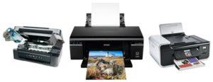 Почему принтер hp canon epson samsung не печатает и что при этом делать