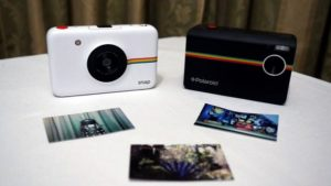 Фотоаппараты мгновенной печати: преимущества принцип работы обзор моделей от polaroid и fujifilm